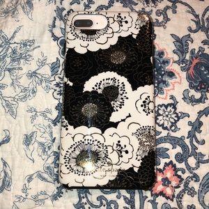 Kate Spade iPhone 8,7,6 Plus case